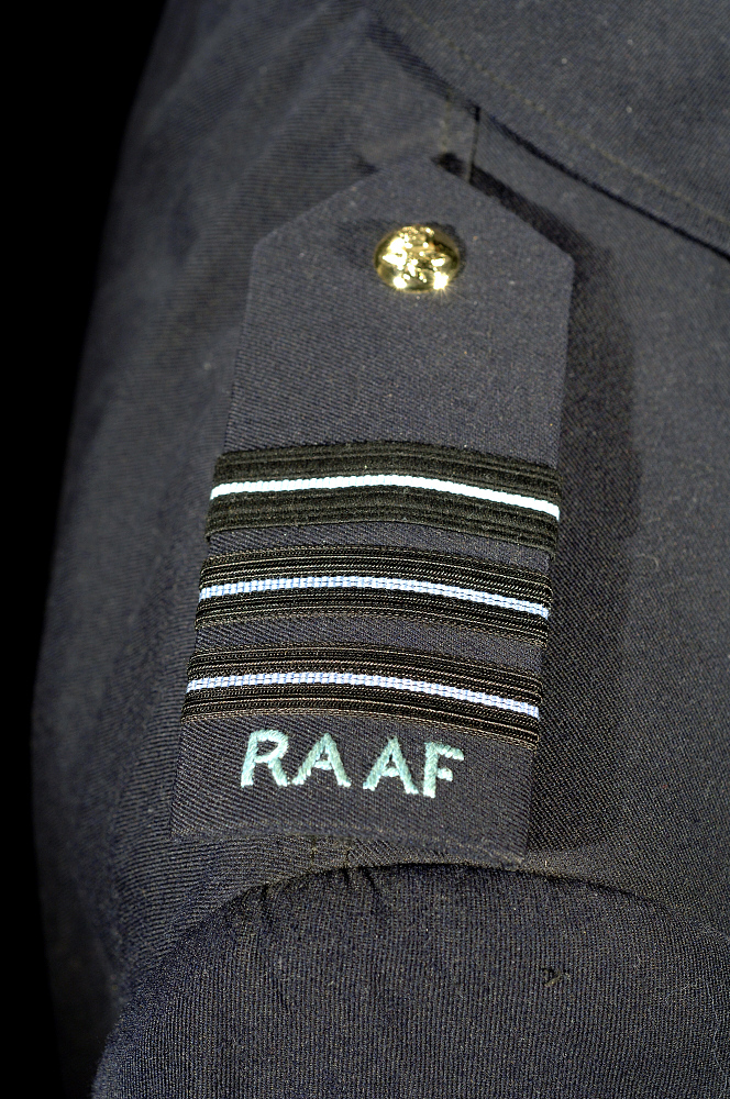 Raincoat, Officer, Royal Australian Air Force