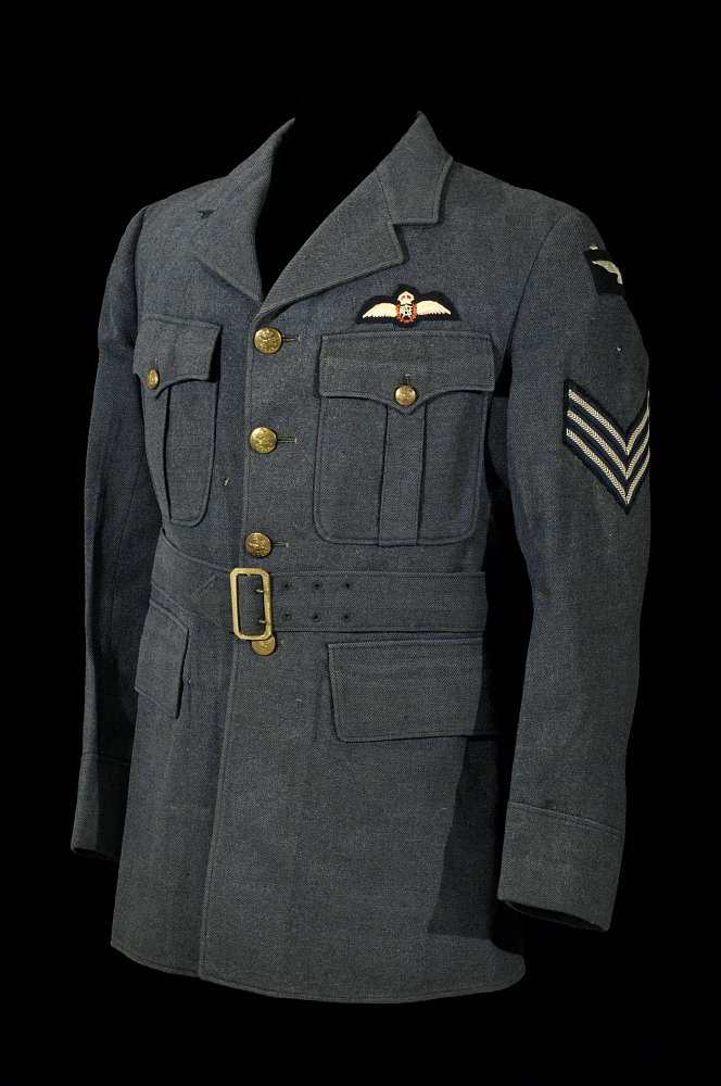 Coat, Service, Royal Canadian Air Force