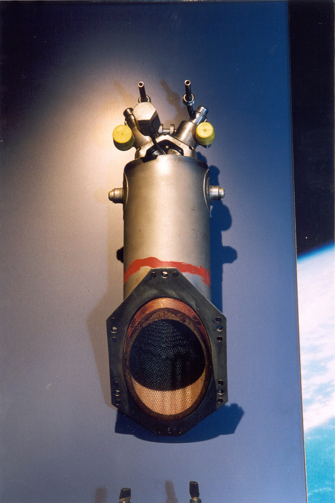 Rocket Engine, Liquid Fuel, Orbital Attitude Maneuvering System (OAMS), Gemini