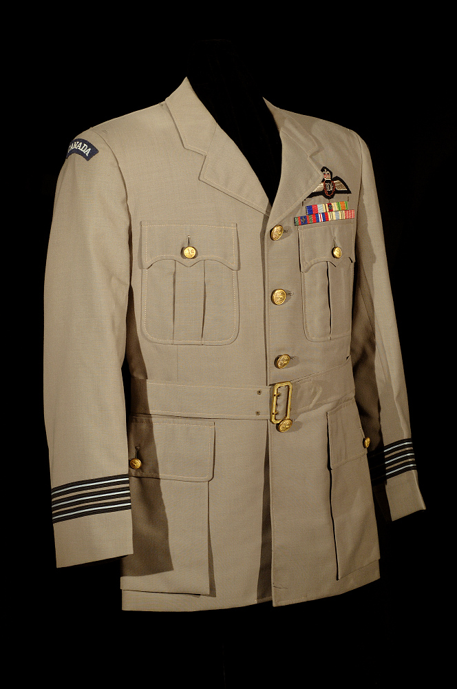 Coat, Service, Summer, Royal Canadian Air Force