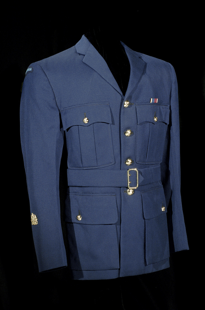Coat, Service, Winter, Royal Australian Air Force