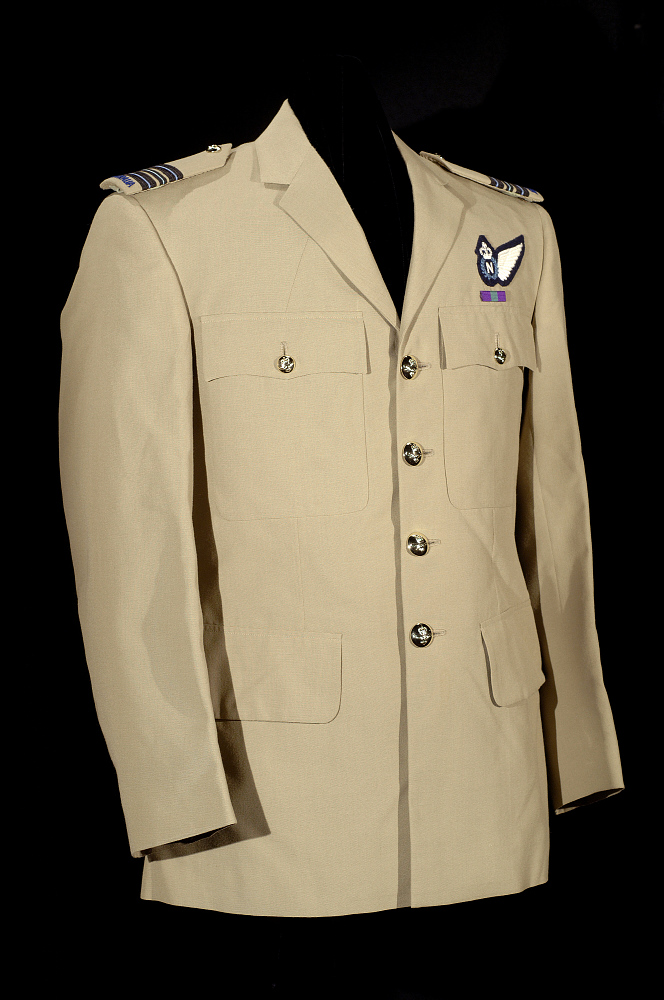 Coat, Service, Summer, Officer, Royal Australian Air Force