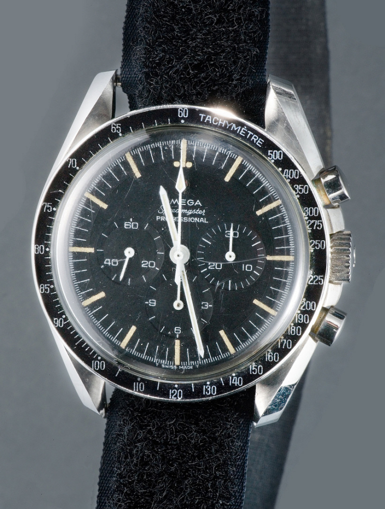 Chronograph, Armstrong, Apollo 11