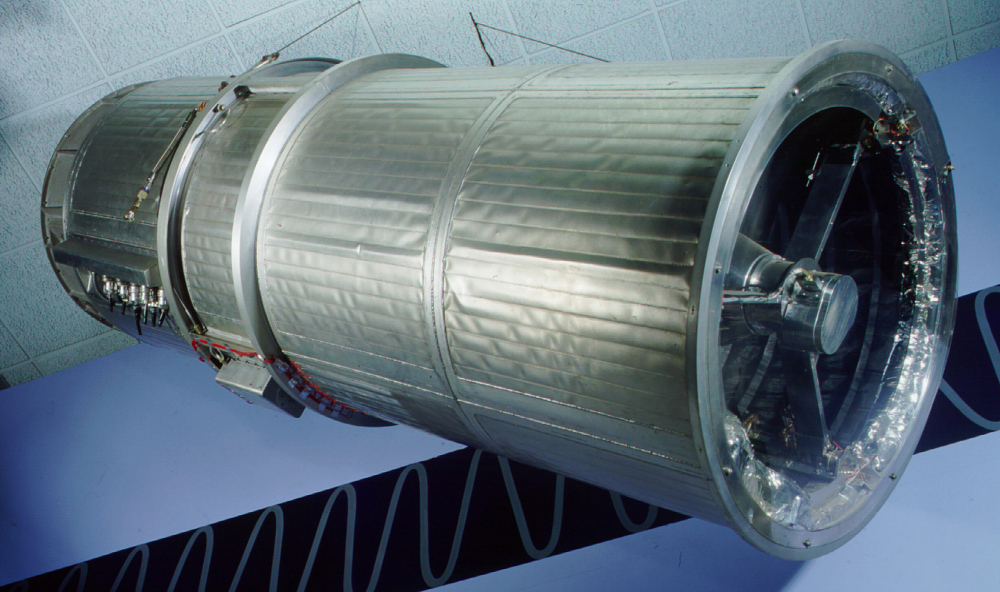 Telescope, OAO III, Princeton Experiment Package, Copernicus,Telescope, OAO III, Princeton Experiment Package, Copernicus