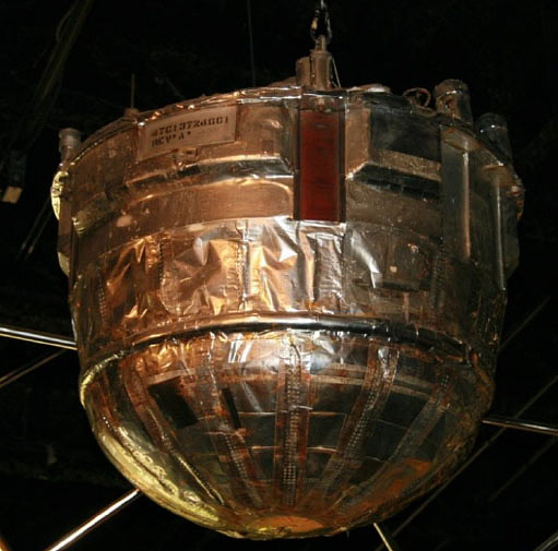 Satellite, Biosatellite 2