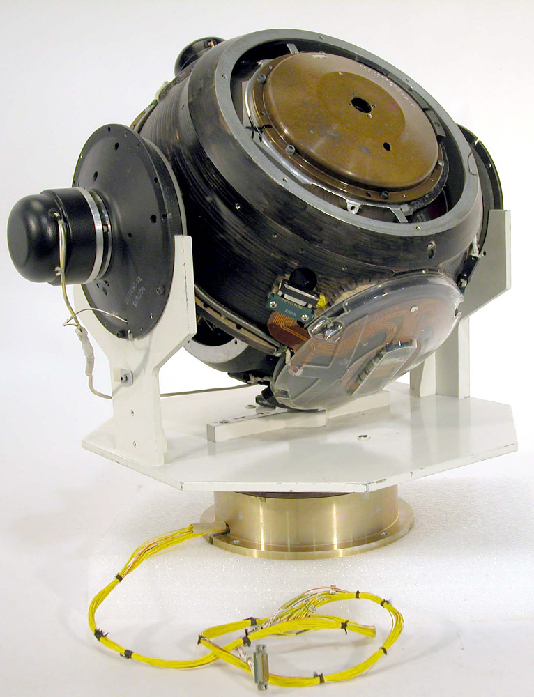 Inertial Guidance System, Poseidon C-3,Inertial Guidance System, Poseidon C-3