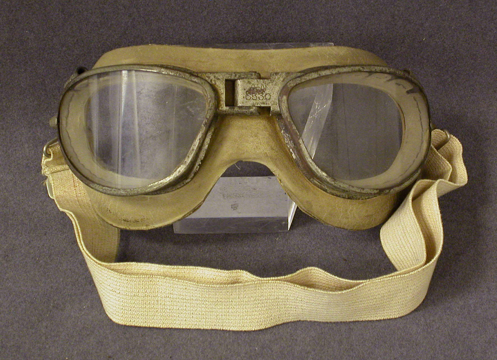 Goggles, Flying, Type AN-6530, United States Navy,Goggles, Flying, Type AN-6530, United States Navy