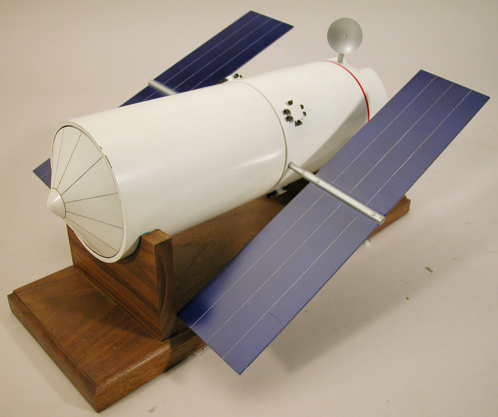 Model, Space Telescope, 1:40