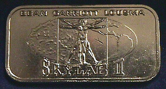 Medal, Commemorative, Skylab II,Medal, Commemorative, Skylab II
