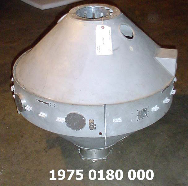 Satellite, Explorer 8 mock-up