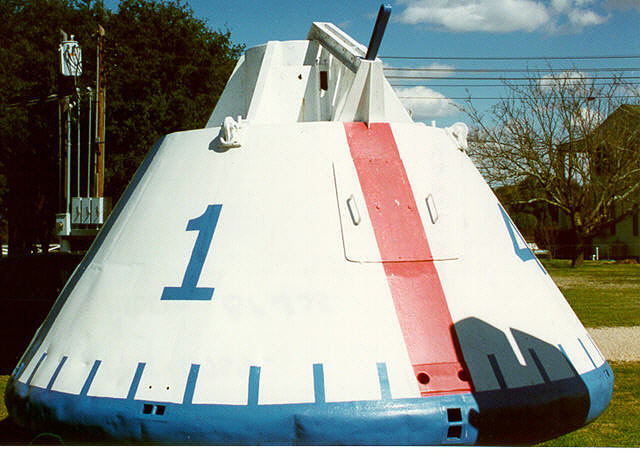 Boilerplate, Command Module, Apollo, #25