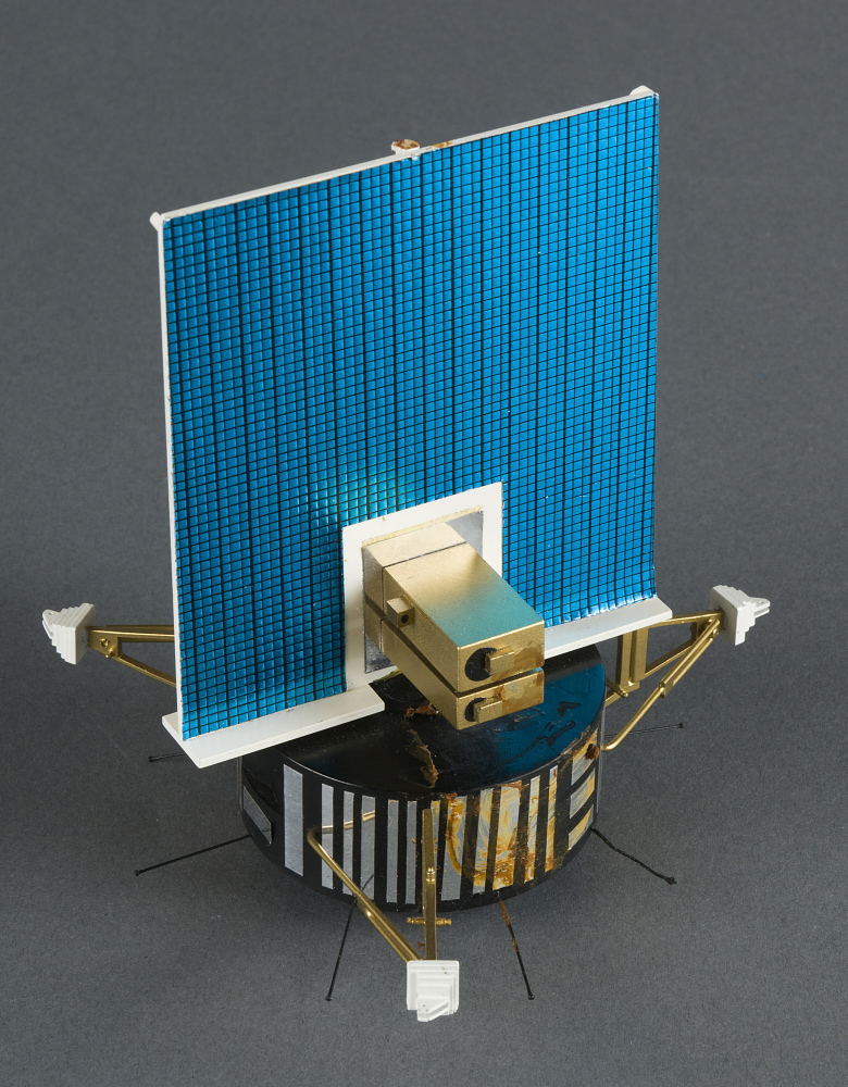 Model, Satellite, OSO-I, 1:24,Model, Satellite, OSO-I, 1:24