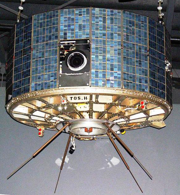 Meteorological Satellite, Tiros Operational Satellite