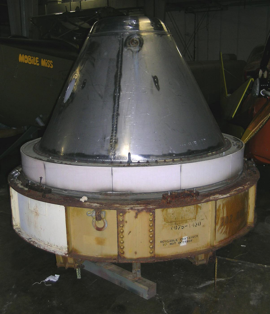 Missile, Reentry Vehicle, Mark 2