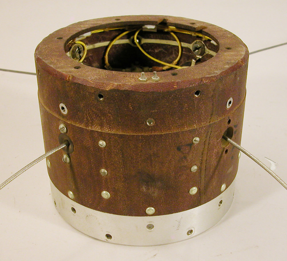 Satellite, Explorer, Antenna Ring Section