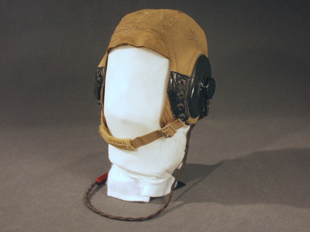 Helmet, Flying, Type AN-H-15, United States Army Air Forces