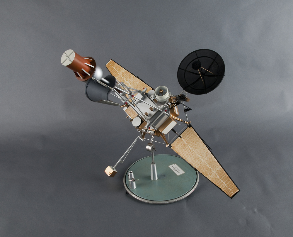 Model, Lunar Probe, Ranger,Model, Lunar Probe, Ranger