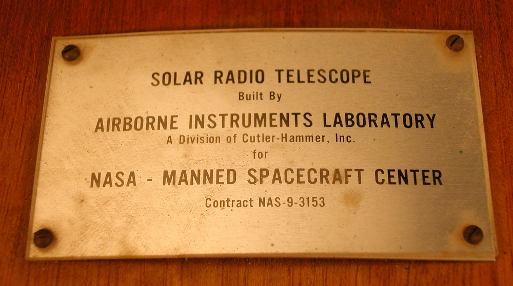 Model, Radio-Telescope, Solar