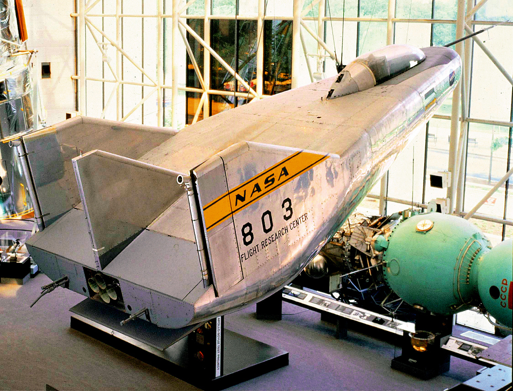 Lifting Body, M2-F3