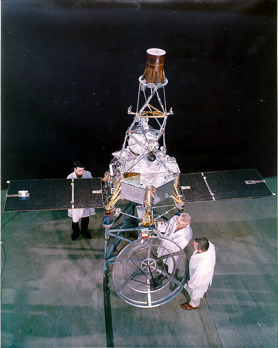 Engineering Model, Mariner 2