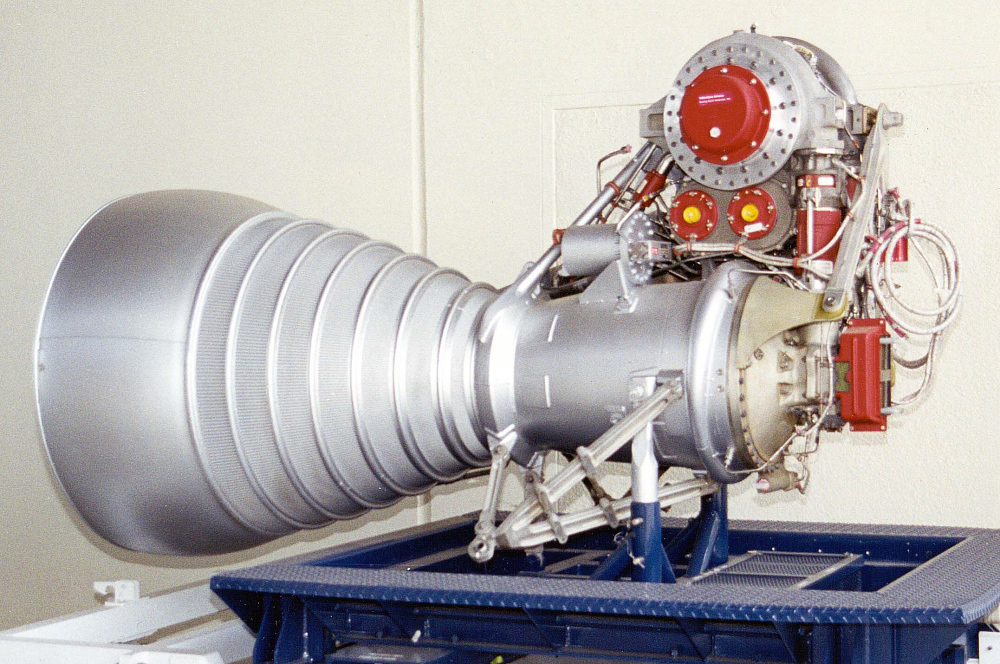 Rocket Engine, Liquid Fuel, H-1