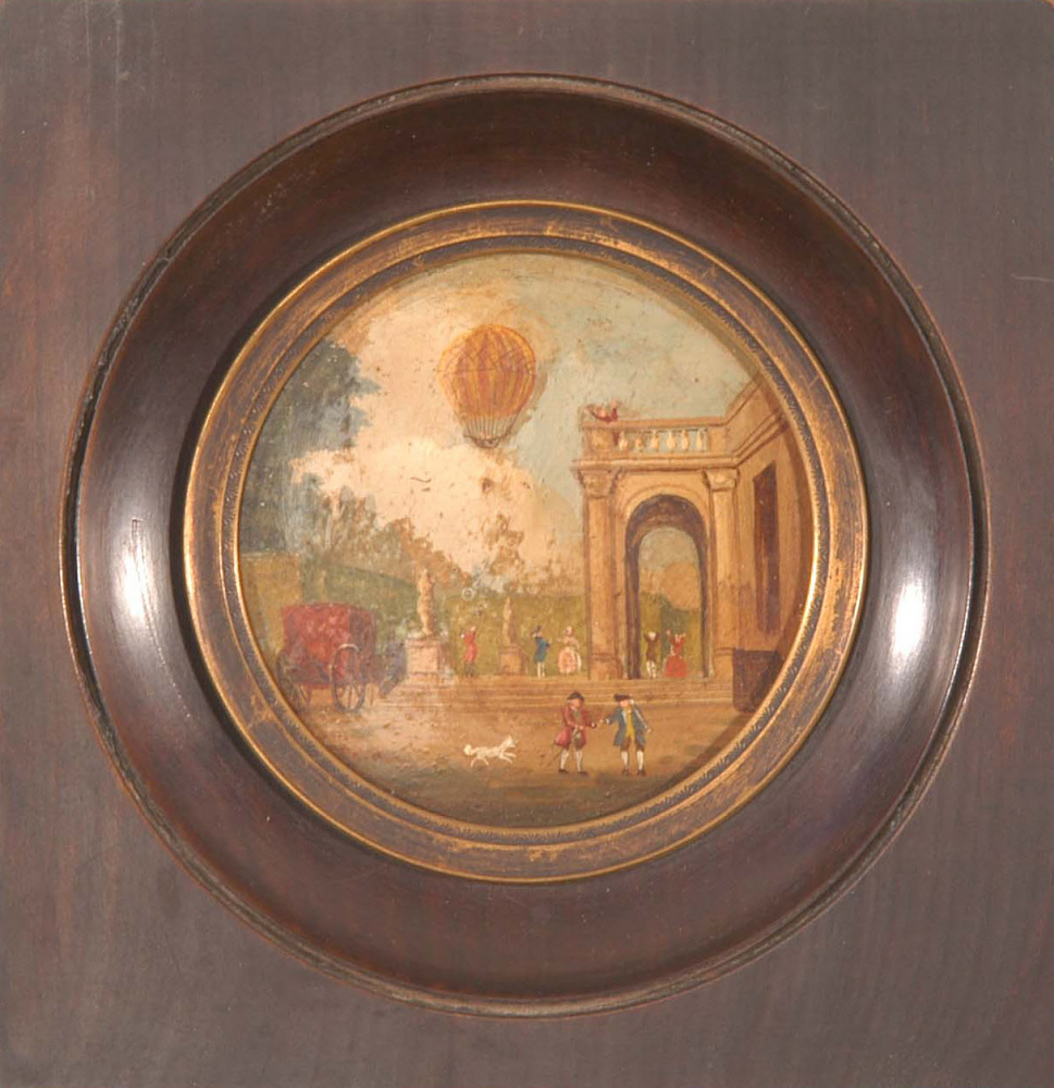 Balloon Plaque
