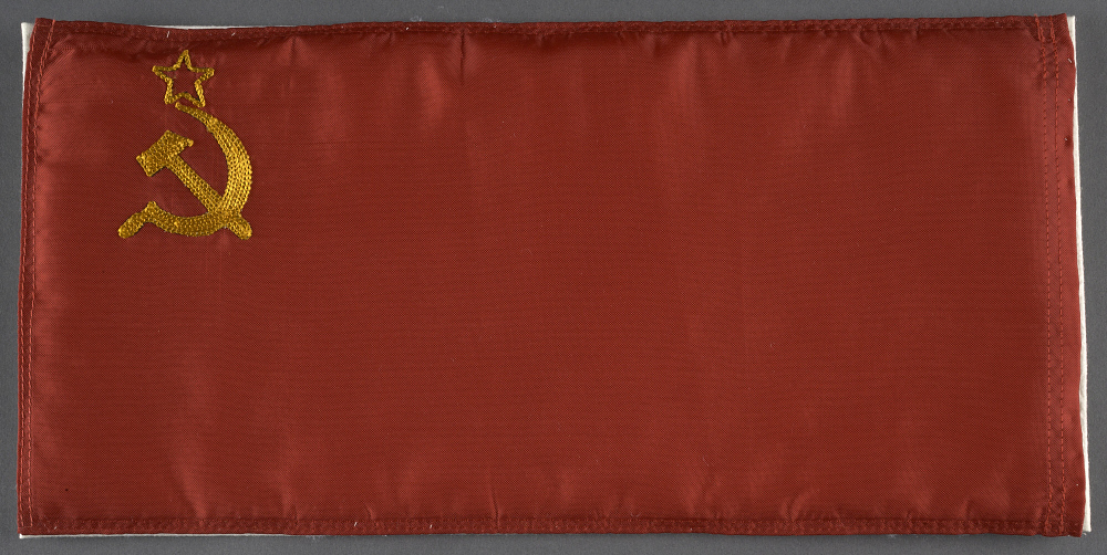Flag, Soviet Union, Apollo-Soyuz Test Project