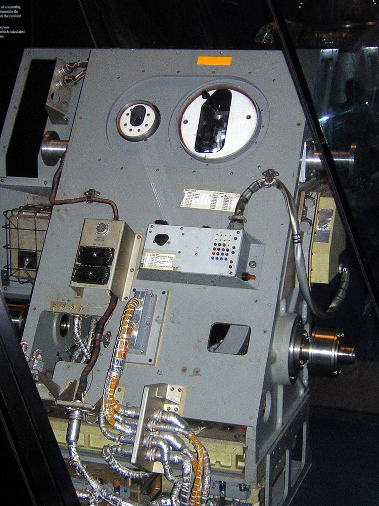 Guidance and Navigation System, Command Module, Apollo, Test article