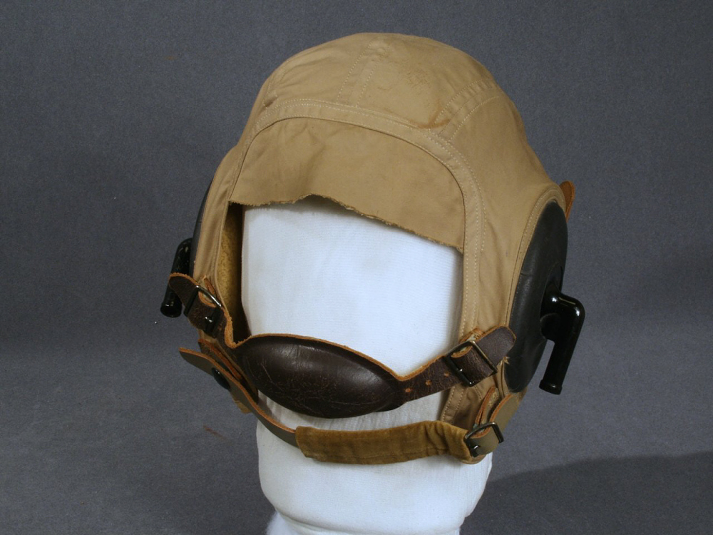 Helmet, Flying, Type AN6540-2S, United States Marine Corps,Helmet, Flying, Type AN6540-2S, United States Marine Corps