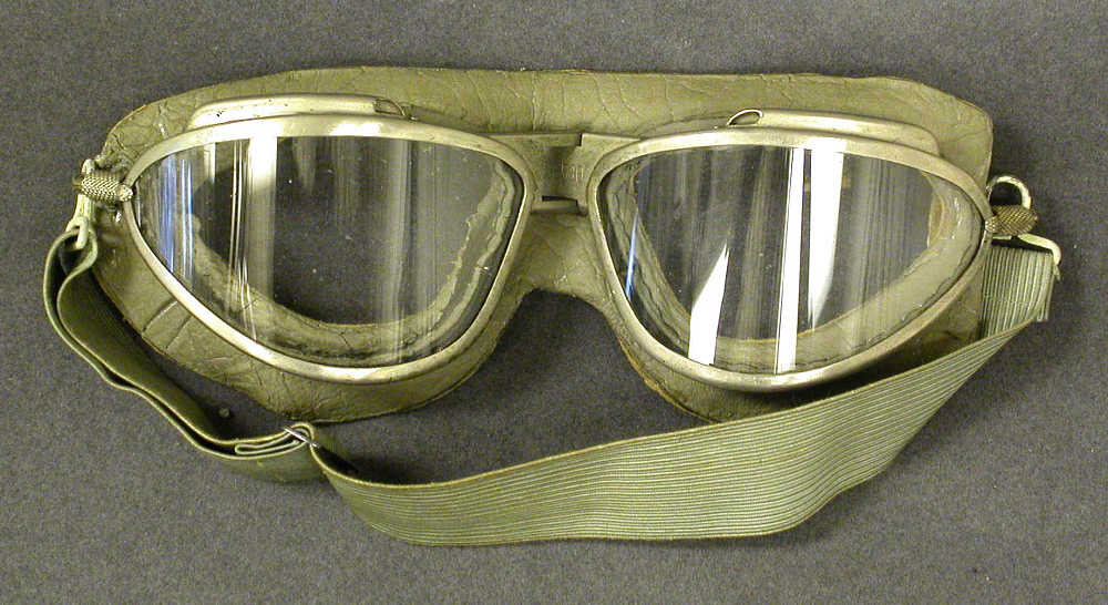 Goggles, Flying, Type AN-6530, United States Marine Corps,Goggles, Flying, Type AN-6530, United States Marine Corps