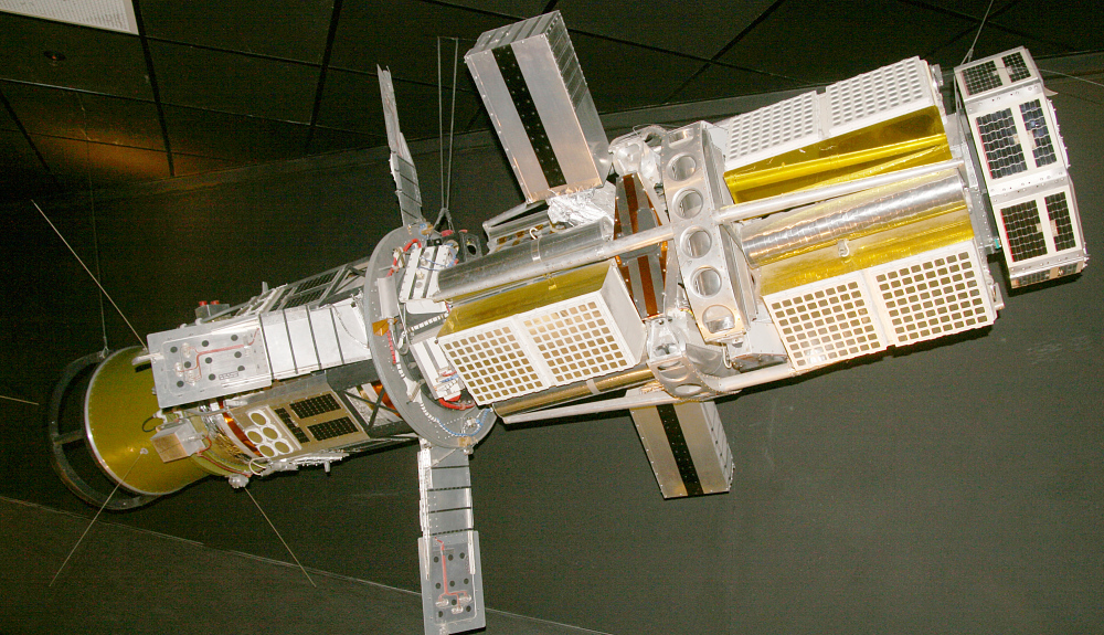 Satellite, Explorer 46: Meteoroid Technology Satellite, Backup