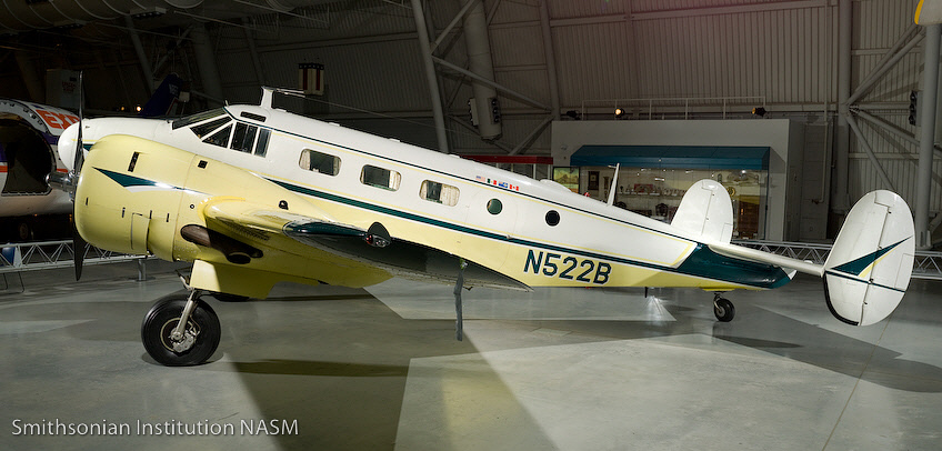 Beechcraft D18S Twin Beech