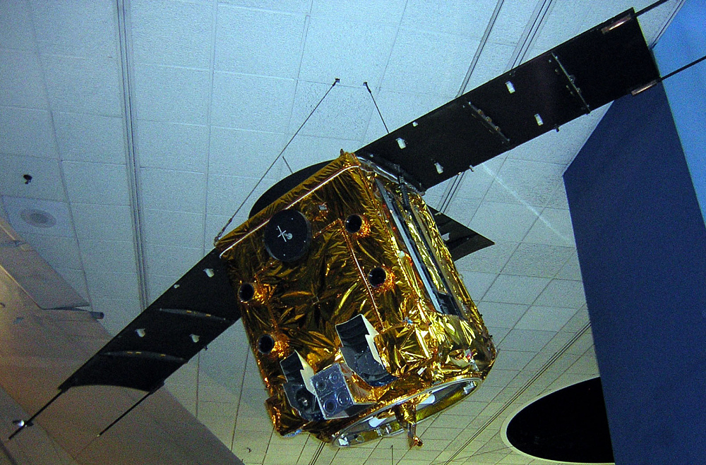 Meteorological Satellite, ITOS
