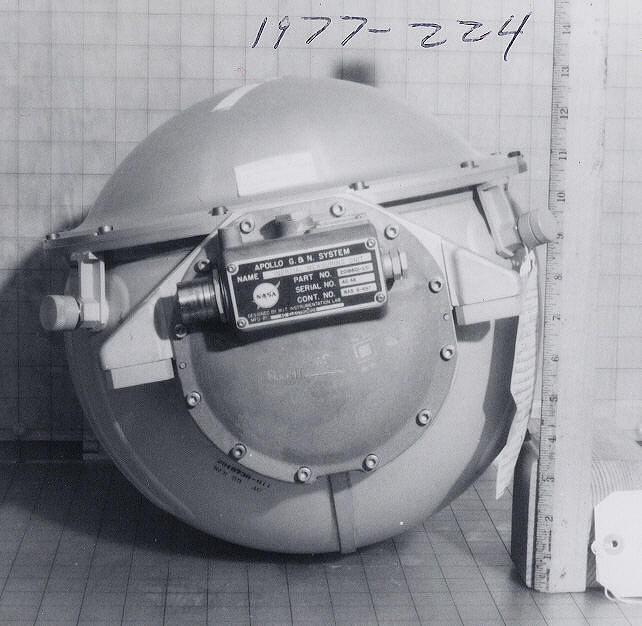 Inertial Measurement Unit, SC112, Apollo 15