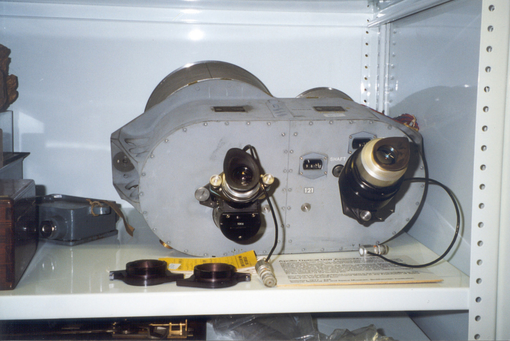 Assembly, Optical Unit, Command Module, Apollo