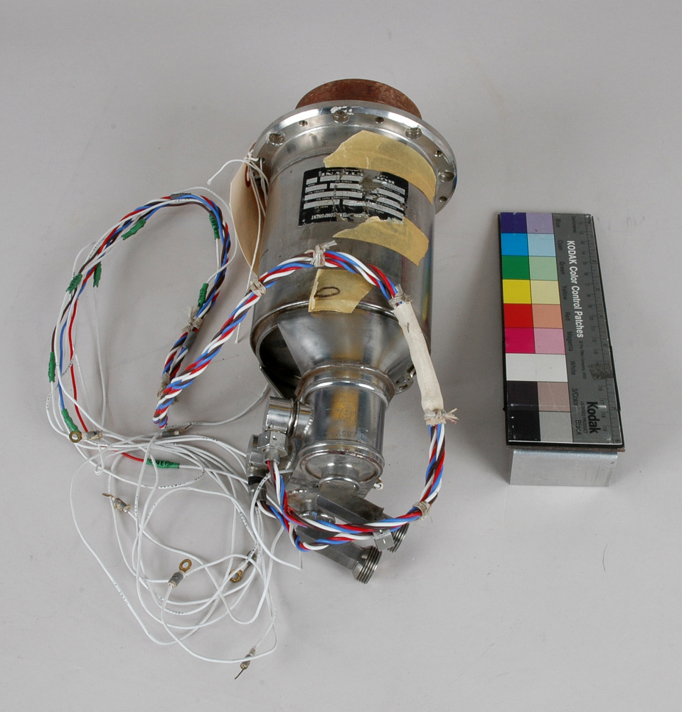 Rocket Engine, Liquid Fuel, Reaction Control System (RCS), SE8-9, for Apollo 4