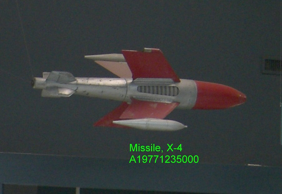 Missile, Air-to-Air, X-4