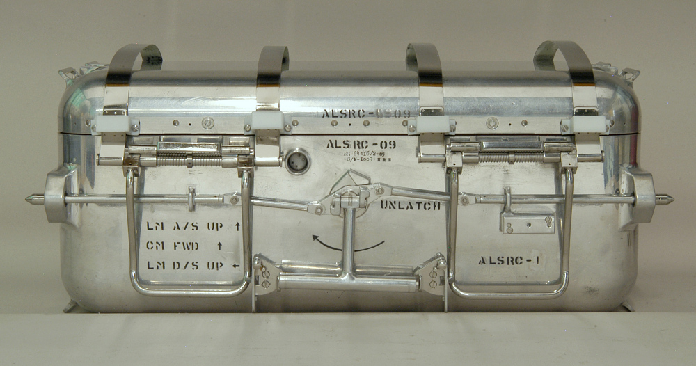 ALSRC, Apollo Lunar Sample Return Container, Apollo 12 and 16