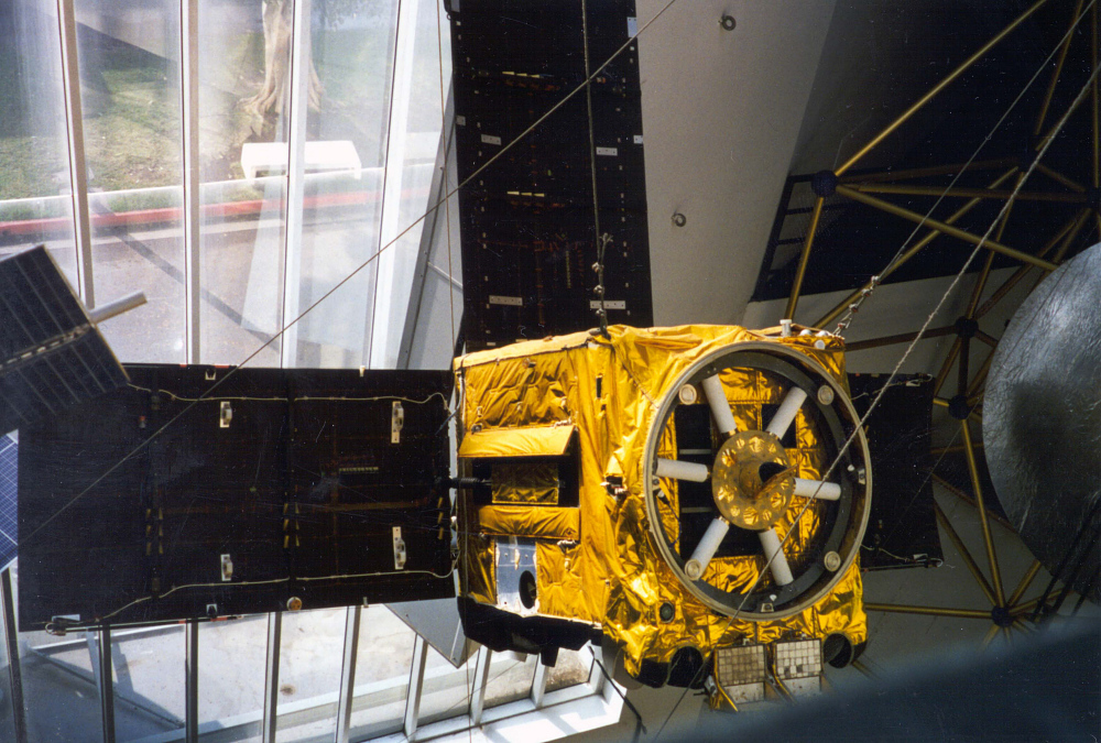 Meteorological Satellite, ITOS E-2