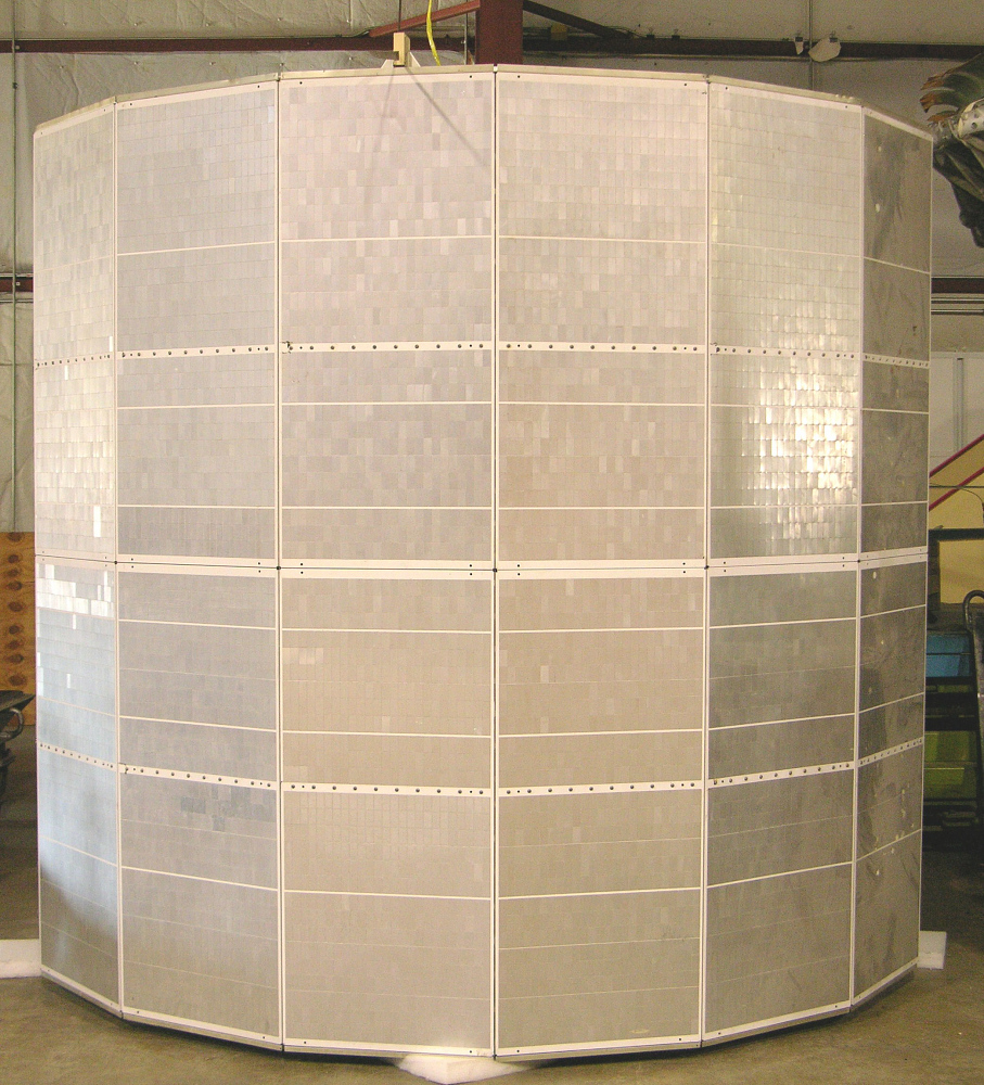 Solar Panel, Applied Technology Satellite 6 (ATS 6), Thermal Structural