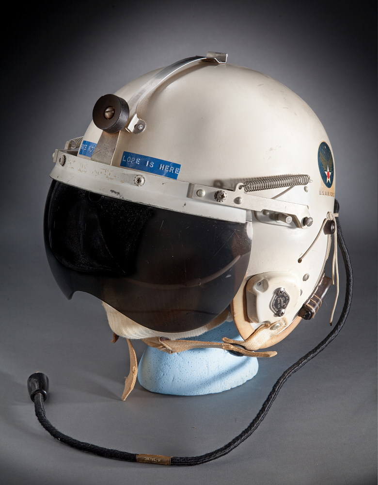 Helmet, Flying, Protective, Type P-4A, United States Air Force