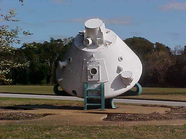Boilerplate, Command Module, Apollo, #1224