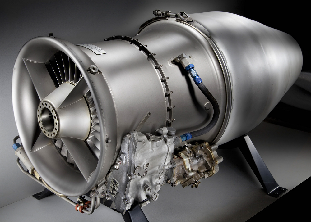 Williams WR19 Turbofan Engine