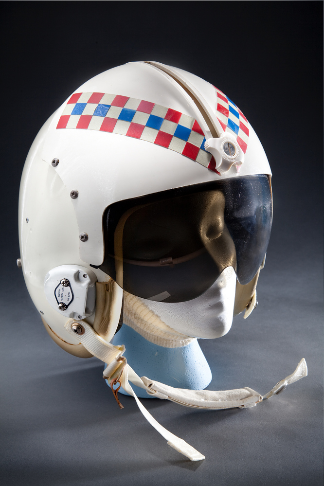 Helmet, Flying, Protective, Type HGU-22/P, United States Air Force
