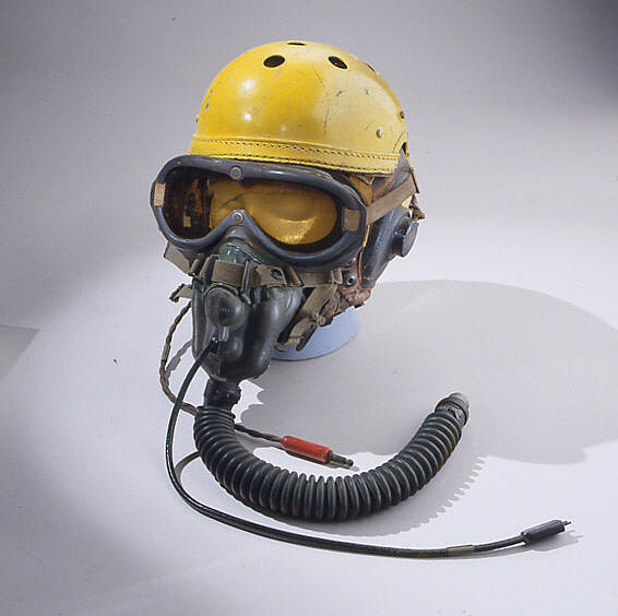 Helmet, Protective, Experimental, United States Army Air Forces