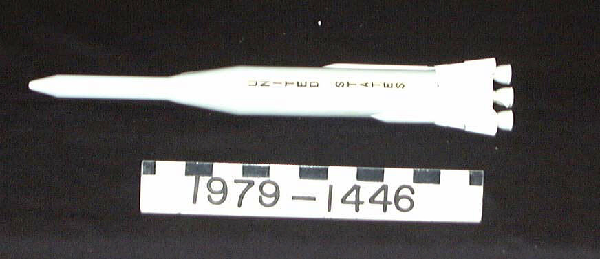 Model, Rocket, Atlas Agena-B