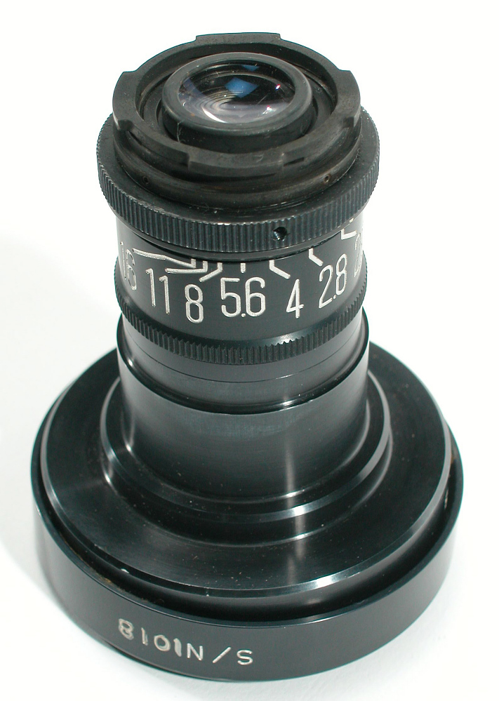 Lens, 5mm, Data Acquisition Camera, Apollo 11,Lens, 5mm, Data Acquisition Camera, Apollo 11