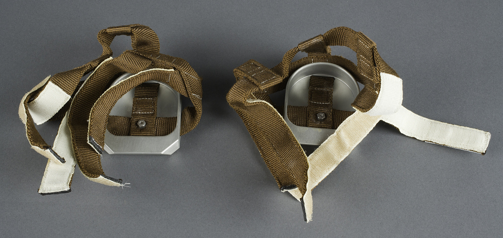 Heel Restraints, Apollo 11,Heel Restraints, Apollo 11