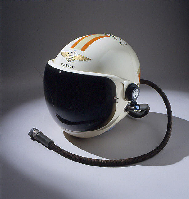 Helmet, Flying, Protective, Type HGU-20/P, United States Navy