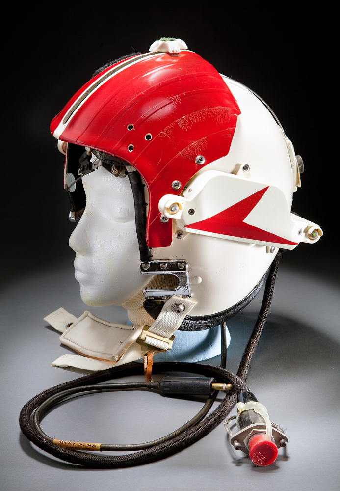 Helmet, Flying, Protective, Type HGU-30/P or VTAS I, United States Navy